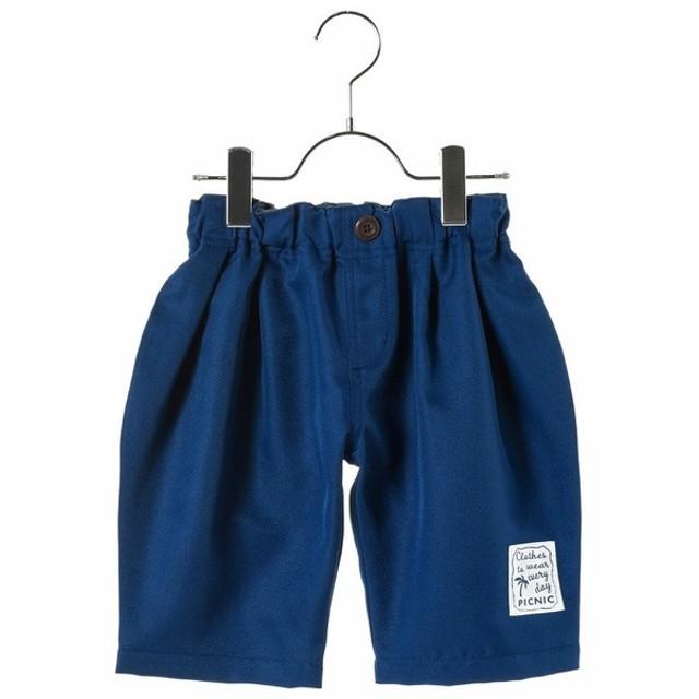 ベビー PICNIC MARKET ハーフパンツ ネイビー ベビー・キッズウェア ベビー(70~95cm) ボトムス(男児) (180)
