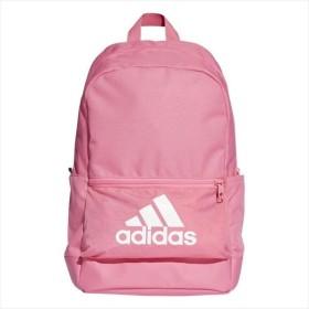 [adidas]アディダス バッグ クラシック ロゴ バックパック リュック (FTB46)(DT2630)ピンク