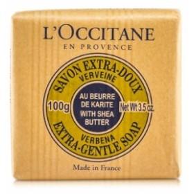 (ソープ) ロクシタン シアー バター エクストラ ジェントル ソープ - ヴァーベナ 100g/3.5oz