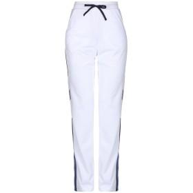 《期間限定セール開催中!》EMPORIO ARMANI レディース パンツ ホワイト S ポリエステル 100%