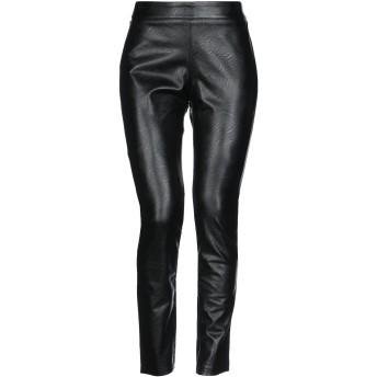 《セール開催中》MANILA GRACE レディース パンツ ブラック 38 ポリエステル 100% / ポリウレタン