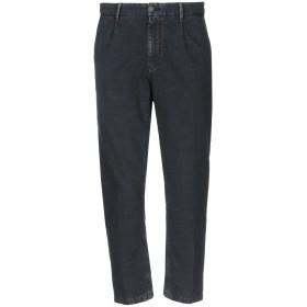 《期間限定セール開催中!》HAIKURE メンズ パンツ ブラック 33 コットン 94% / ウール 6%
