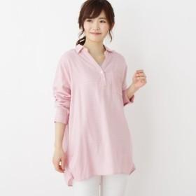 [マルイ]【セール】【2点セット】裾タックスキッパーシャツ+タンクセット/シューラルー(レディス)(SHOOLARUE Ladies)
