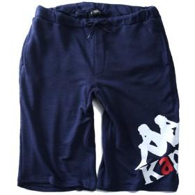 その他パンツ・ズボン - 大きいサイズの店ビッグエムワン 大きいサイズ メンズ Kappa カッパ スラブ セットアップ ショートパンツ 春夏新作 kpb-956z