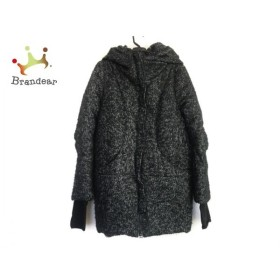 スライ SLY ダウンジャケット サイズ2 M レディース 黒×白 冬物 新着 20190421