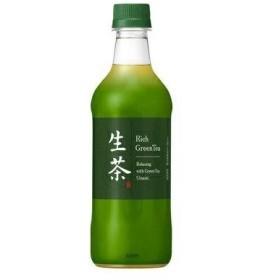 キリンビバレッジ 生茶 525ml ペットボトル【入数:24】