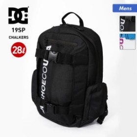 DC SHOE/ディーシー メンズ バックパック EDYBP03189 デイパック リュックサック かばん バッグ 28L 男性用 人気 10%OFF