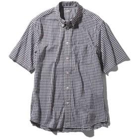 販売主:スポーツオーソリティ ノースフェイス/メンズ/S/S Hidden Valley Shirt メンズ BG L 【SPORTS AUTHORITY】