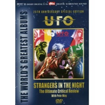 UFO - Strangers in the Night: Worlds Greatest Albums DVD [Import](中古品)