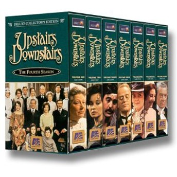 Upstairs Downstairs / Fourth Season [VHS] [Import](中古品)
