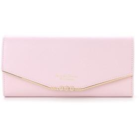 サマンサタバサプチチョイス お花バーシリーズ(長財布) ベビーピンク