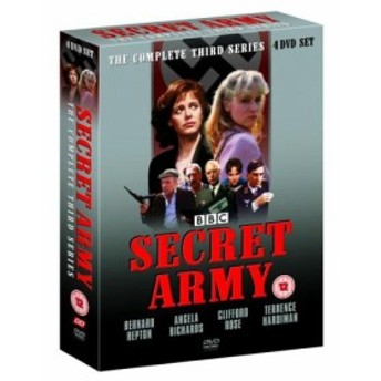Secret Army [DVD] [Import](中古品)