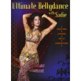 Sadie: Ultimate Bellydance [DVD] [Import](中古品)