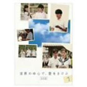 世界の中心で、愛をさけぶ(完全版) 1 [DVD](中古品)