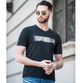 [マルイ] CIAOBELLA(チャオベッラ)スパンコール Tシャツ/バッファローボブズ(BUFFALO BOBS)