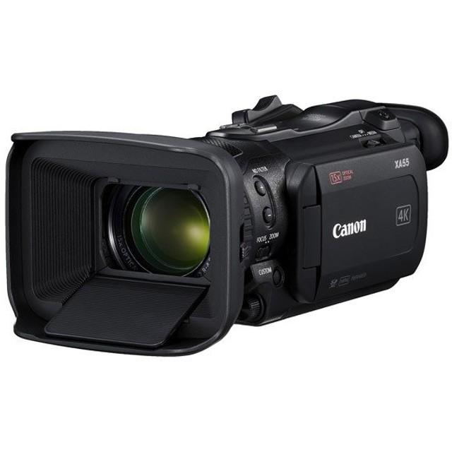 キヤノン(Canon) 業務用ビデオカメラ XA55