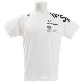 デサント(DESCENTE) WATER BLOCK Tシャツ DMMNJA50 WH (Men's)