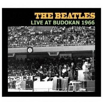 ザ・ビートルズ/LIVE AT BUDOKAN 1966 【CD】