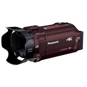 Panasonic 4Kビデオカメラ WX970M ワイプ撮り 軽量447g ブラウン HC-WX970M-T 中古 良品