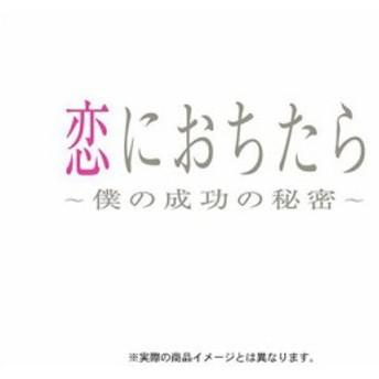 恋におちたら ~ 僕の成功の秘密 ~ DVD-BOX(中古品)