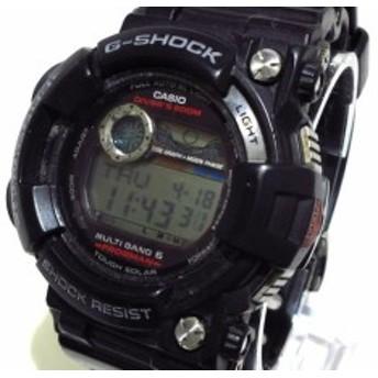 カシオ CASIO 腕時計 フロッグマン GWF-1000 メンズ 黒【中古】