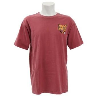 ボルコム(Volcom) Ozzie Tiger 半袖Tシャツ 19A4311903 BUR (Men's)