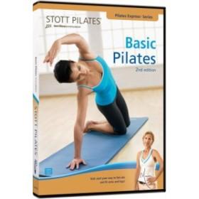 Stott Pilates: Basic Pilates 2 [DVD] [Import](中古品)
