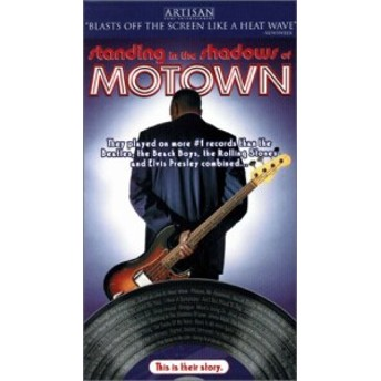 Standing in the Shadows of Motown [VHS] [Import](中古品)