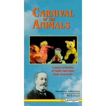 Carnival of the Animals (Puppet Production) [VHS] [Import](中古品)