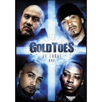 Goldtoes at Large [DVD] [Import](中古品)