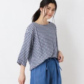 [マルイ]【セール】【2点セット】裾タックシャツ+タンクトップ/シューラルー(レディス)(SHOOLARUE Ladies)