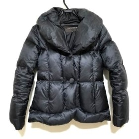 【中古】 ジュエルチェンジズ Jewel Changes ダウンジャケット サイズ36 S レディース 黒 冬物