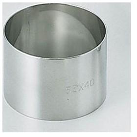遠藤商事 SA18-8アルゴンセルクルリング丸型 φ50×H30mm <WSL9901> [振込不可]