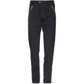 《期間限定セール開催中!》JUST CAVALLI メンズ パンツ ブラック 28 コットン 97% / ポリウレタン 3% / ポリエステル