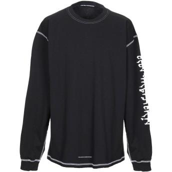 《9/20まで! 限定セール開催中》UNITED STANDARD メンズ T シャツ ブラック S コットン 100%