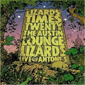 Lizards Times Twenty: Live at Antone's [DVD] [Import](中古品)