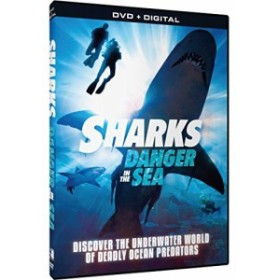 Sharks: Danger in the Sea Collection [DVD] [Import](中古品)