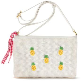 LIZLISAdollBambina リズリサドールバンビーナ 雑材ショルダー シロ (女児)夏物 バッグ ファッション雑貨 208527