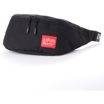 マンハッタンポーテージ Manhattan Portage IDENT Brooklyn Bridge Waist Bag (Black)