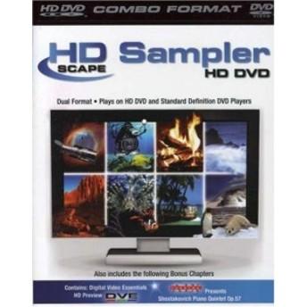 Hdscape Sampler [HD DVD](中古品)