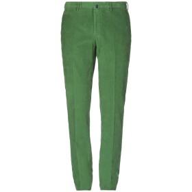 《期間限定 セール開催中》INCOTEX メンズ パンツ グリーン 52 コットン 98% / ポリウレタン 2%