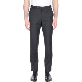 《期間限定セール開催中!》INCOTEX メンズ パンツ ブラック 46 ウール 100%