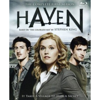Haven: The Complete First Season [Blu-ray] [Import](中古品)