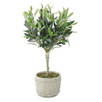スパイス(SPICE) 観葉植物 フェイクグリーン イミテーションフラワー 造花 DECOR IMITATION OLIVE Lサイズ(代引不可)