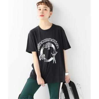 JOURNAL STANDARD 【ASHLEY WILLIAMS/アシュリー・ウィリアムズ】SS REINCARNATION TEE:Tシャツ ブラック M