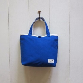Macaron Collection: Canvas Tote - Small size