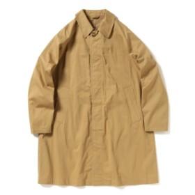 Pilgrim Surf+Supply / Cal Balmacaan Coat メンズ ステンカラーコート KHAKI M