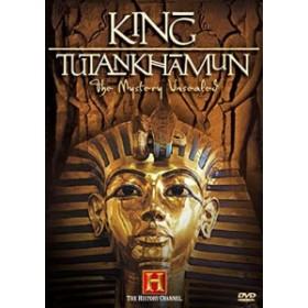 King Tutankhamun: The Mystery Unsealed [DVD] [Import](中古品)