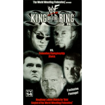 King of the Ring 1999 [VHS](中古品)