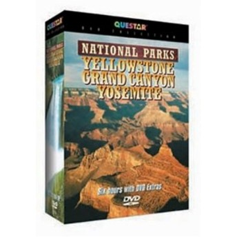 National Parks: Yellowstone Grand [DVD] [Import](中古品)